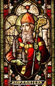St. Patrick brought Christianity to Ireland
