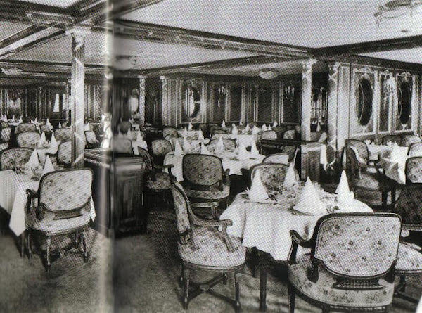 Classes of titanic Who was on the titanic in first class