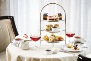The Award Winning Royal Tea at the Intercontinental
