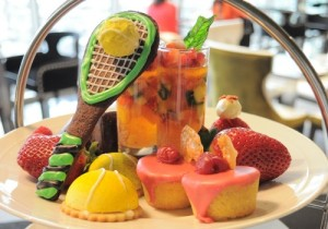 Its time for Wimbleton and themed teas