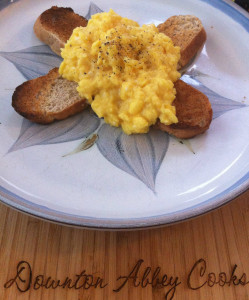 The best creamy scrambled eggs are the easiest to make.