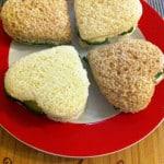 Valentine's Sandwiches