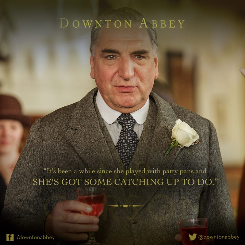 Afternoon tea downton abbey cooks downton s6e5 adjusting to married life with bubble and squeak fandeluxe Choice Image