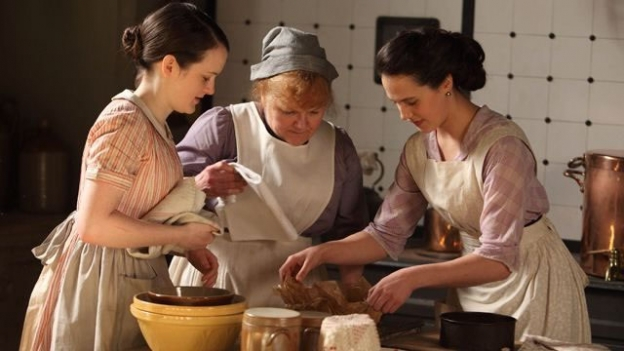 Downton Abbey Confessional: What Happens in the Kitchen Stays There