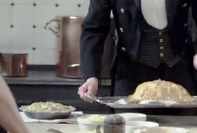 Downton Abbey: In the Beginning There was Titanic, the Entail…and Pie