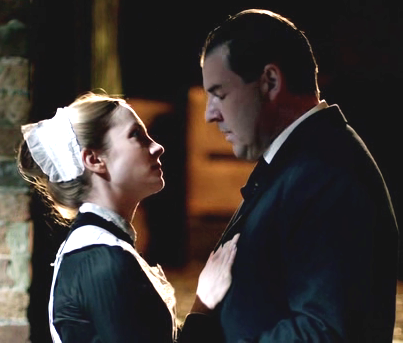 Mr. Bates & Anna: nobody knows the truffles they've seen
