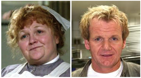 Mrs. Patmore and the Crêpe Debate