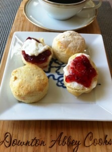 Scones are little clouds of happiness