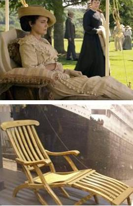 Fellowes Night in Canada: Downton Garden Party vs. Titanic Haute Cuisine
