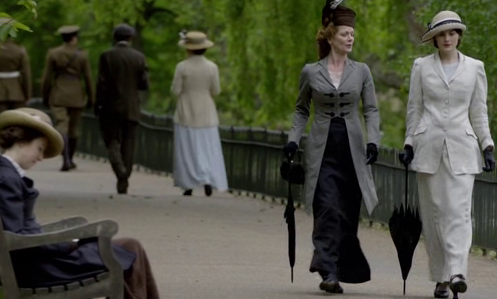 Downton Downtime: Downton Abbey at Play