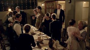 Servant's Hall Dining