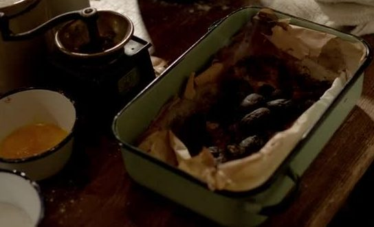 Downton's Famous Kidney Soufflé