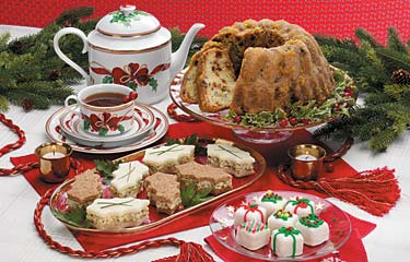 Tea Tuesday: Enjoy Simply Mincemeat Cake for the Holidays