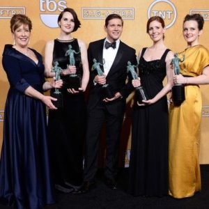 Downton Wins SAG award