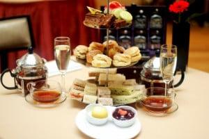 Tea at Kingsway