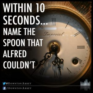 Boullion Spoon quiz