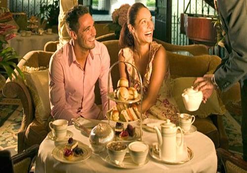 Tea Tuesday: Sinfully Light Chocolate Frozen Yoghurt