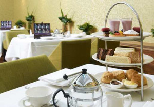 Lovely Afternoon Tea for Two at the Hilton Green Park