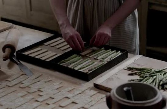 Dream of Spring with Ivy's Simple Asparagus Feuilletés