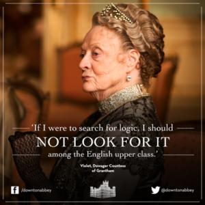 English upper Class