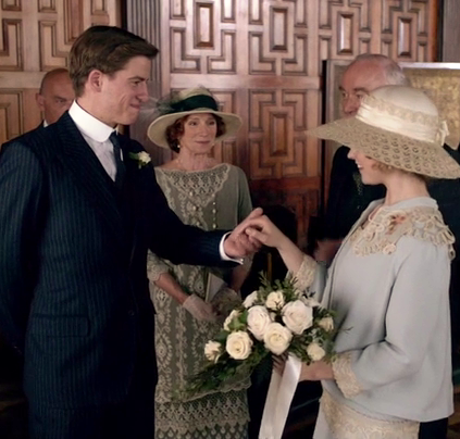 The Downton Abbey Wedding Curse