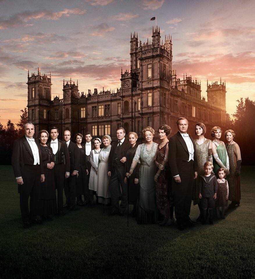 Final Days until Historic Vote & Downton S5 in the UK