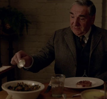 Downton S6E5: Adjusting to Married Life with Bubble and Squeak