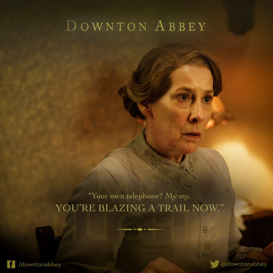 Downton S6E6: Smoked Salmon and Other Romantic Gestures