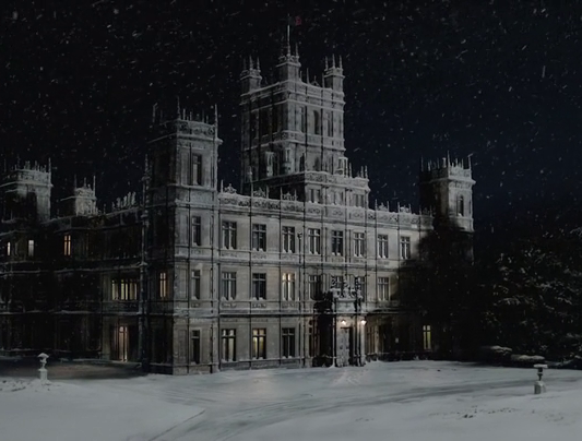 Downton Abbey Series Finale – And They Were All Happy Enough