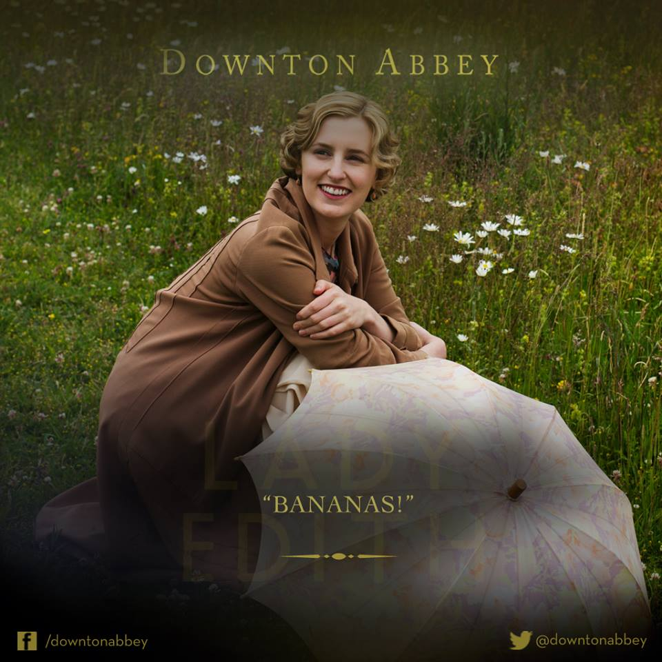 Downton S6E8: Downton Abbey Has Gone Completely Bananas