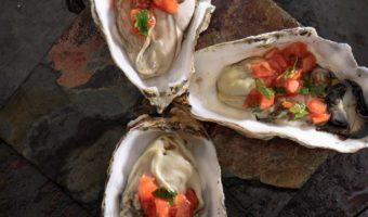 Titanic's Oysters à la Russe