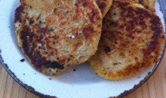 Second Time Around Colcannon Cakes
