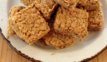 Traditional 3 Ingredient English Flapjack