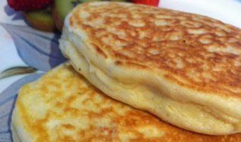 Awesome Fluffy Keto Pancakes