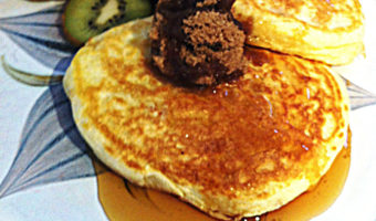 Fluffy Filling Low Fat Pancakes