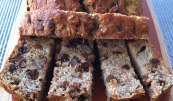 Neverfail Healthy Banana Bread