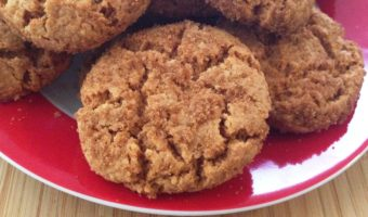 Amazing English Gingernuts