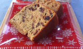 Holiday Mincemeat Cake